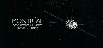 Montréal dans l'espace