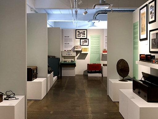 Musée MOEB intérieur