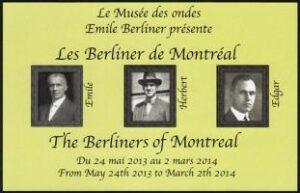 Les Berliner de Montréal