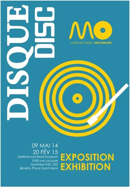 Exposition disque