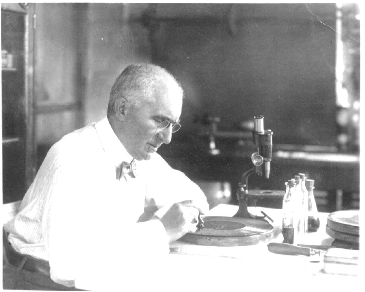 Emile Berliner Montreal 1919