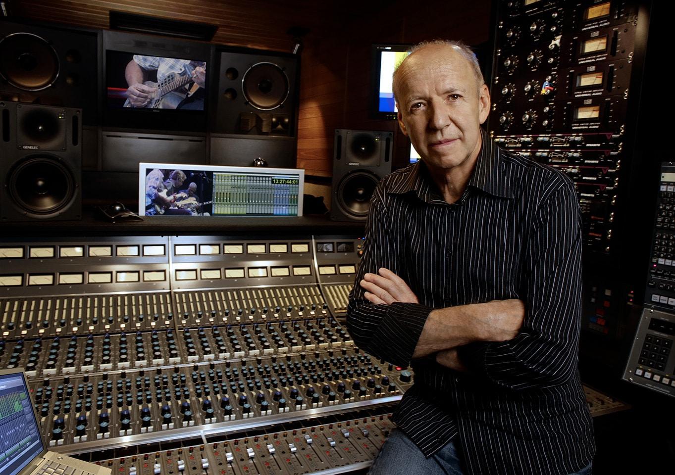 Guy Charbonneau, propriétaire et opérateur du studio Le Mobile