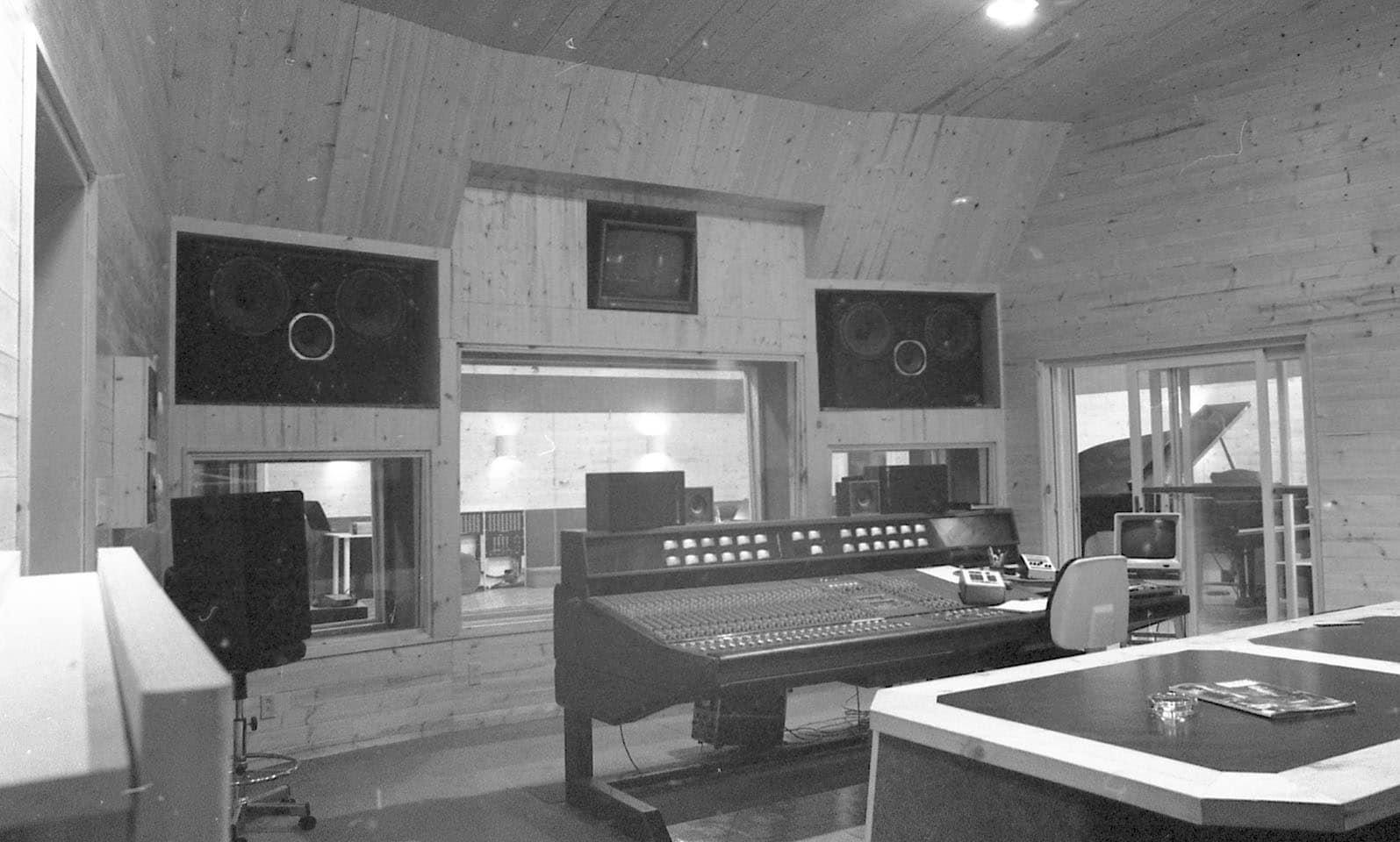 Control Room Studio Tempo