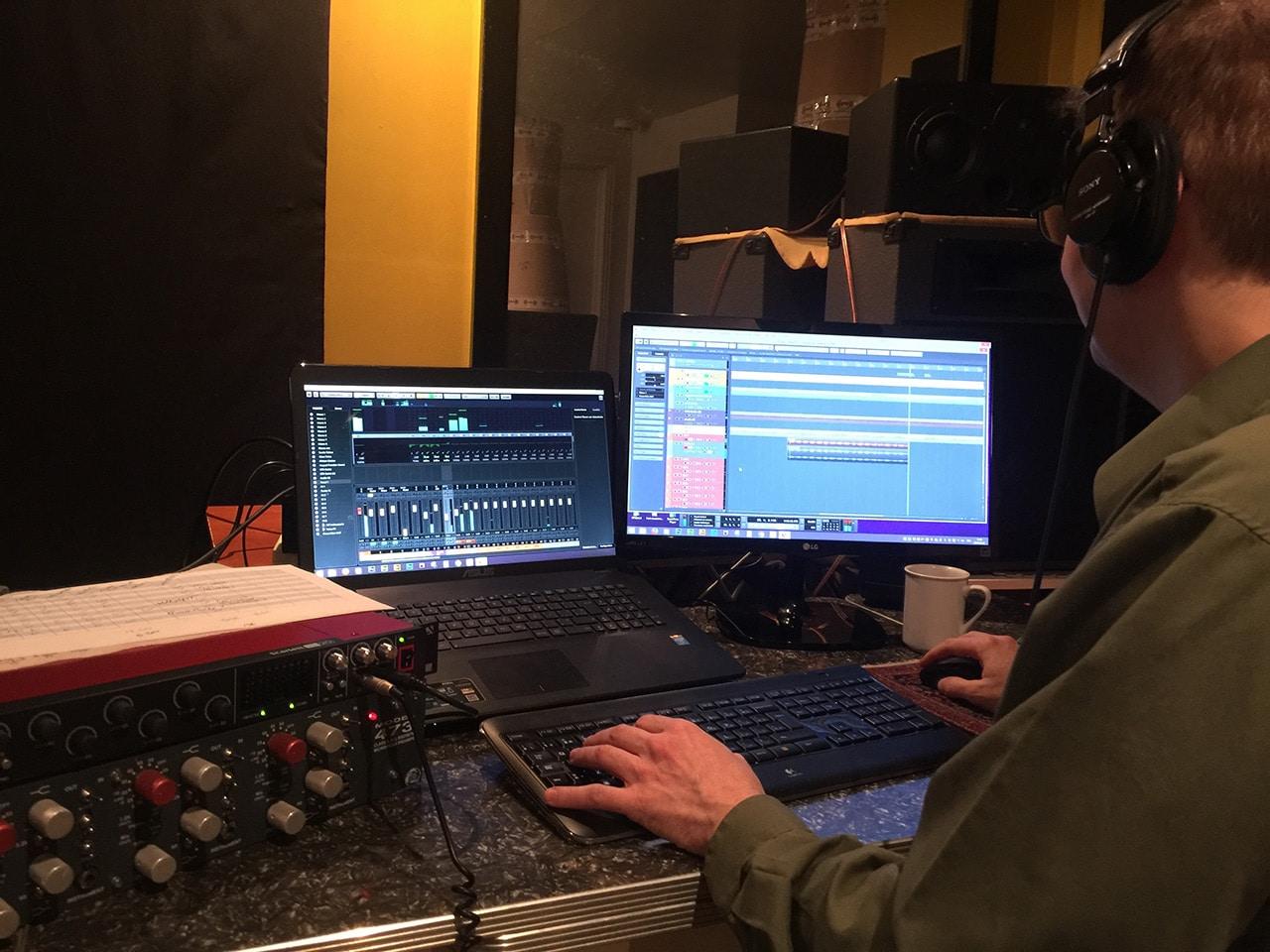 Transition towards digital recording